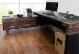 Nuevo alto escritorio del ordenador de la buena calidad con PVC (V29A)
