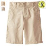 100%年の綿の男の子の学生服のズボン