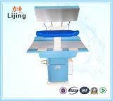 Оборудование прачечного  Утюг давления топления пара с Ce и системой &#160 ISO 9001;