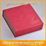 Zoll gedruckter Pappmagnetischer Geschenk-Kasten (BLF-GB018)