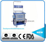 ABS van de Verkoop van de fabrikant het Directe Karretje van de Anesthesie