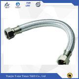 Manguito del metal del alambre de acero de las series del manguito del metal flexible de la fábrica de China para el tubo de escape con precio muy competitivo