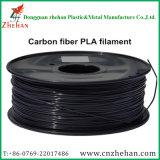 3mm de Gloeidraad van de Druk van de Vezel PLA van de Koolstof voor 3D Printers