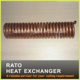 Bobine de cuivre professionnelle de refroidisseur pour le système de refroidissement