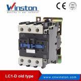 Contattore di CA con CE (vecchio tipo di Telemecanique LC1-D)
