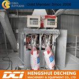 Chaîne de production de poudre de plâtre de gypse (poudre de finition 80~200mesh) matériel de fabrication
