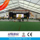 Grandi tende del partito per il partito, grande tenda foranea del partito per gli eventi, riunione e cerimonia nuziale