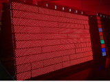 Одиночный красный напольный экран дисплея модуля P10 СИД