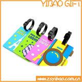Etiqueta linda del equipaje de Carrton de la promoción animal (YB-HR-71)