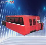 La machine de découpage élevée de laser de performance du coût 3500W du GS de Hans