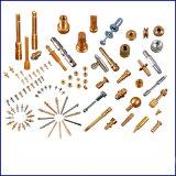 Kundenspezifische Maschinen-Teile, mechanische Teile, Aluminiumunterlegscheibe CNC maschinelle Bearbeitung