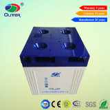 Bateria acidificada ao chumbo barata de Oliter 2V 1500ah