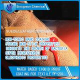 Вода - основанное покрытие Superhydrophobic для тканья