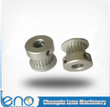 La rotella delle pulegge cronometranti del motore di Mxl16t per CNC della stampante 3D parte la macchina