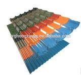 24 strati d'acciaio galvanizzati del tetto dello zinco ondulati calibro