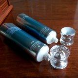 アクリルの帽子が付いている顔の洗浄のためのコーティングのアルミニウムによって薄板にされる管