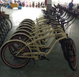 Etapa quente da venda através da E-Bicicleta do cruzador da praia do estilo