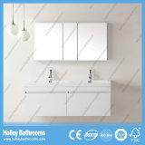 علويّة درجة غرفة حمّام أثاث لازم مع 2 حوض ومرآة خزانة ([بف370د])