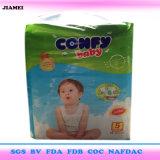 Couches-culottes de bébé de Confy dans le prix usine de l'Afrique