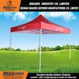 Сталь печати сублимации краски складывая рекламирующ шатер