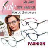 Marco óptico hecho a mano del acetato de Eyewear de las nuevas de la manera del marco de los vidrios lentes italianas hechas a mano del diseñador