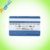 Scheda stampata standard del PVC Cr80