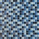 Mosaico del vidrio y de la piedra (VMS8118, 300X300m m)