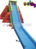 工場価格楽しみのための巨大で膨脹可能な水スライド