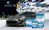 Riparazione dell'automobile buona nascondendo il rivestimento dell'automobile di potere