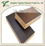 Película antiderrapante madeira compensada enfrentada do eucalipto da madeira compensada/madeira compensada antiderrapante madeira compensada concreta do formulário