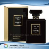 Caixas de empacotamento de dobramento baratas do papel para o cosmético/presente/perfume (XC-3-015)