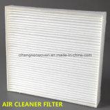 Media de filtro Derreter-Fundidos laminados do ar