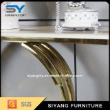 Good Selling Hotel Furniture Glass Console Console