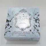 Form-Markendesign-Papier-kosmetischer Kasten mit prägendrucken