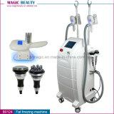 B0124 4 en 1 máquina de congelación gorda de Cryolipolysis Zeltiq Coolsculpting de la tecnología fresca para la venta