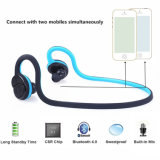 Ruído que cancela o fone de ouvido & o auscultadores de Bluetooth do esporte