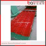 Лист толя металла Baoshi стальной разносторонний гальванизированный изогнутый