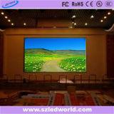 Farbenreicher Bildschirmanzeige-Panel-Innenbildschirm LED-P4 für das Bekanntmachen der China-Fertigung (CER, RoHS, FCC, CCC)