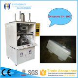 PLC Controlado 6kw placa caliente de la máquina de soldadura por presión de la botella de agua / la lámpara del coche