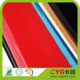 Perücke der 7mm Stärken-IXPE des Schaumgummi-(rot, grün, gelb, orange, schwarz, weiß) verzierte PET Schaumgummi