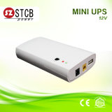 Mini UPS 12V de Eco para o router sem adaptador