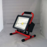 reflector 30W recargable de las lámparas portables IP65 LED de la hora laborable 5-8hours
