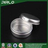 опарник 15ml 1/2oz алюминиевый косметический с крышкой для косметического Cream бальзама губы воска волос