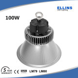 fábrica del almacén de la luz de la bahía de la lámpara de mina del techo de 120W LED alta