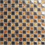 Material de construcción Cerámica / Metal / Espejo Mosaico de vidrio (FY231A)