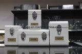 電流を通された記憶の錫の収納箱の食糧錫の茶茶ボックス