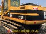 Verwendeter heißer Verkauf des Gleiskettenfahrzeug-Exkavator-320b