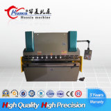 Machine à cintrer de plaque hydraulique neuve du modèle Wf67y 63t/3200