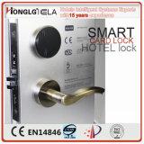Bloqueo Keyless electrónico de la tarjeta del sitio de la puerta del hotel (HD8018)