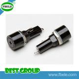 Support non compris de fusible du plastique 3AG 6X30 millimètre du support 20A de panneau de fusible